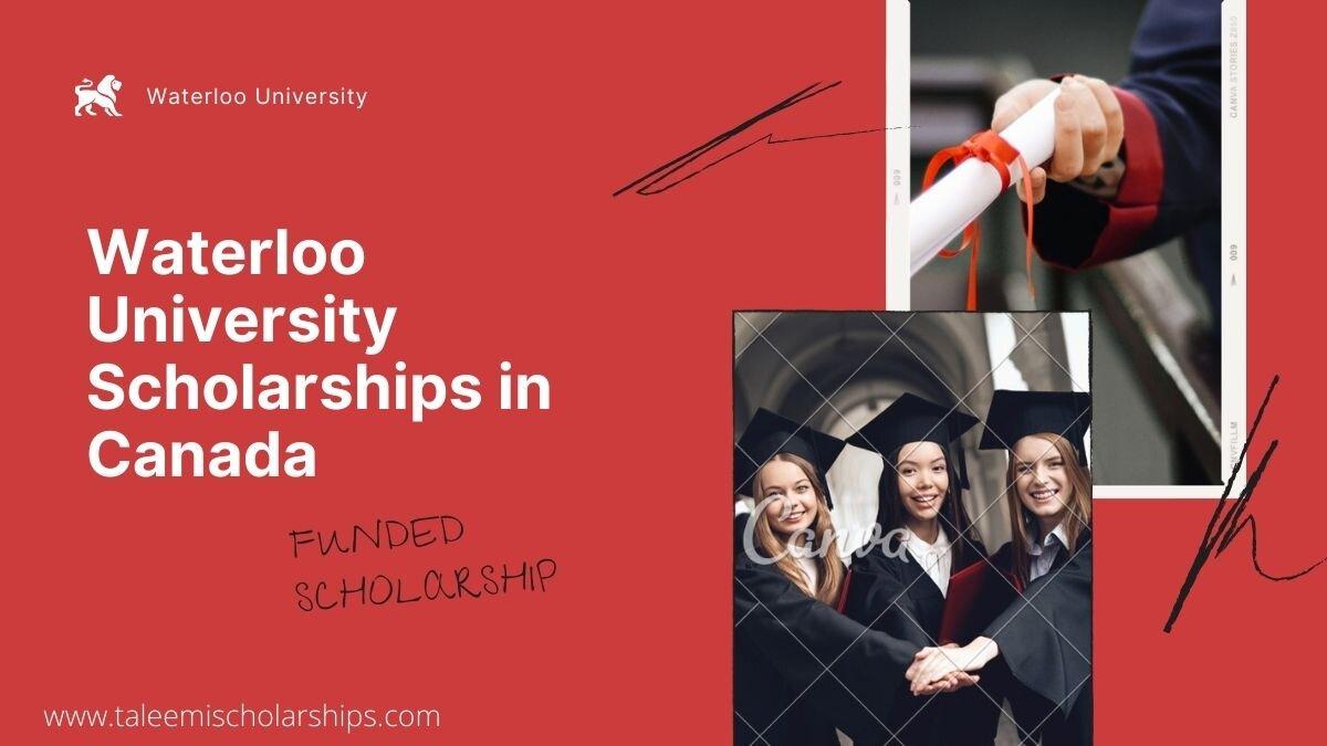 Waterloo-university-scholarships-in-Canada