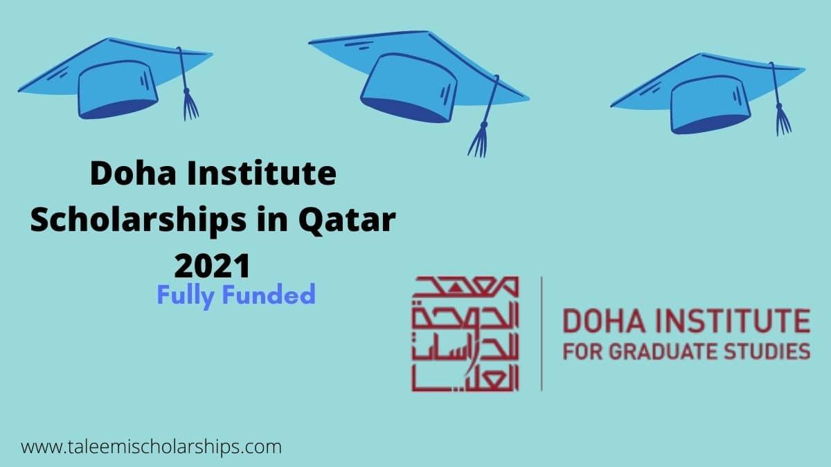 Doha-Institute-Scholarship-in-Qatar-2021