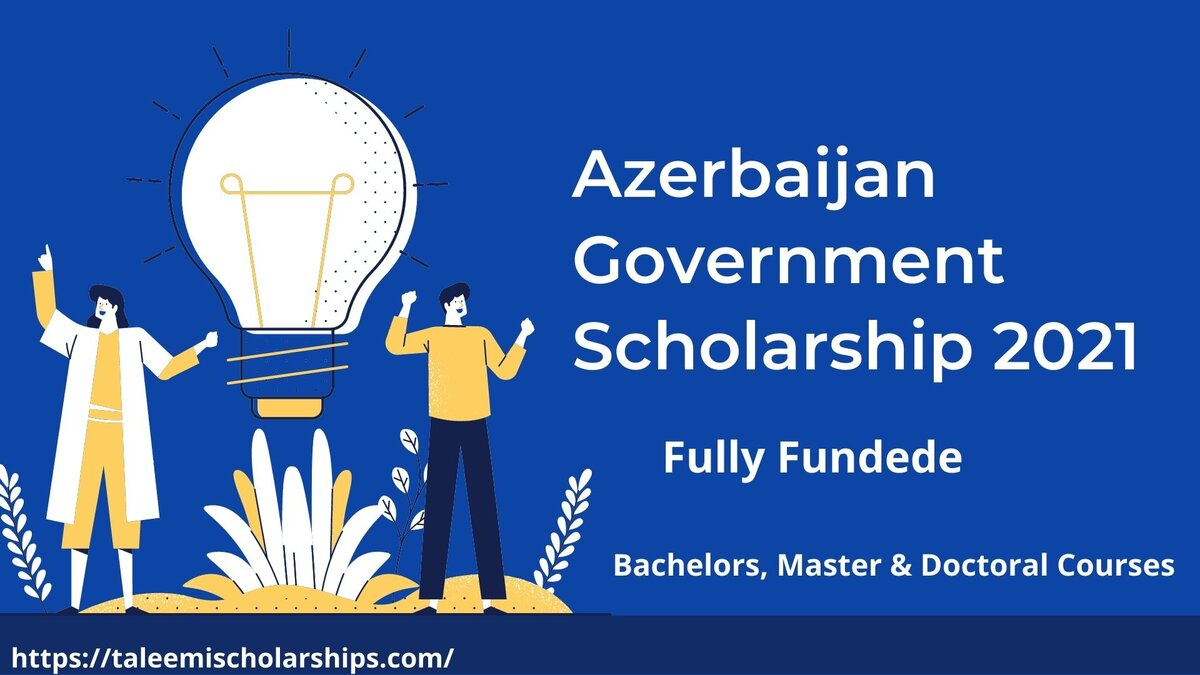 Azerbaijan-Government-Scholarship-2021
