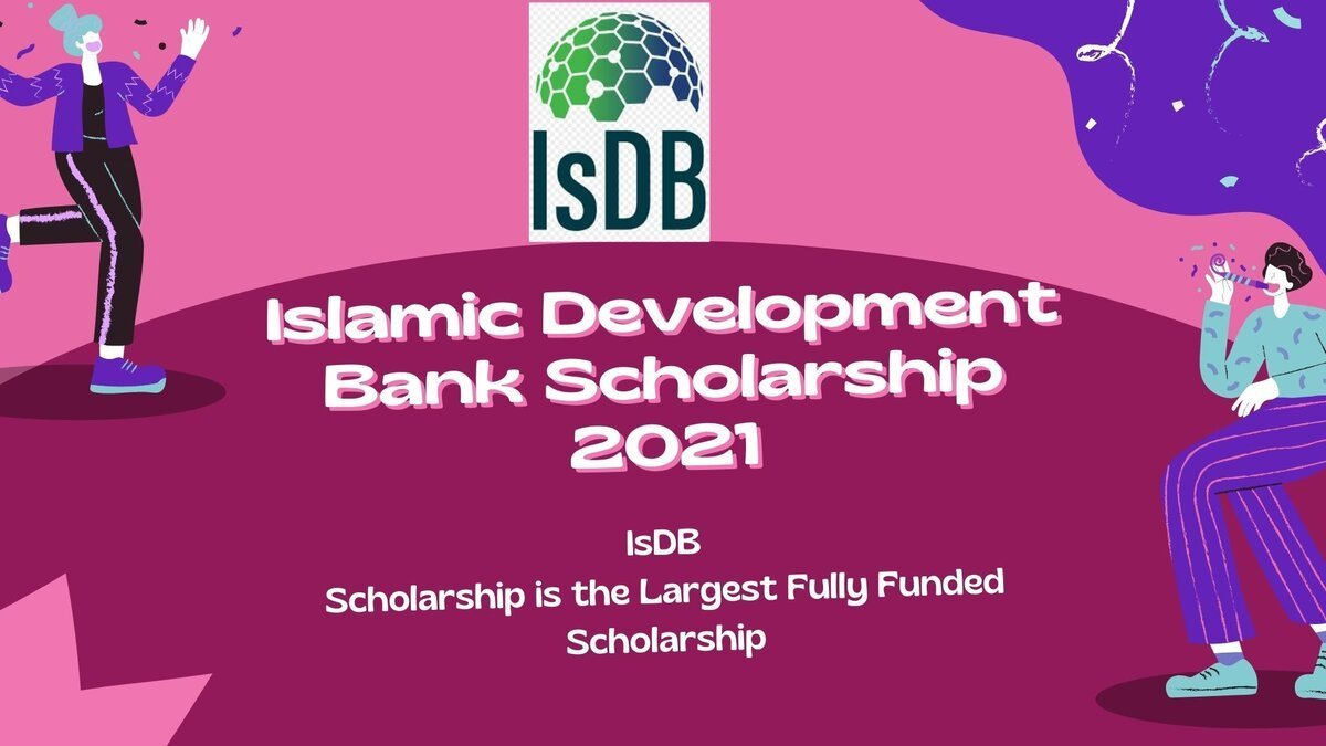 Islamic-Development-Bank-Scholarship-2021