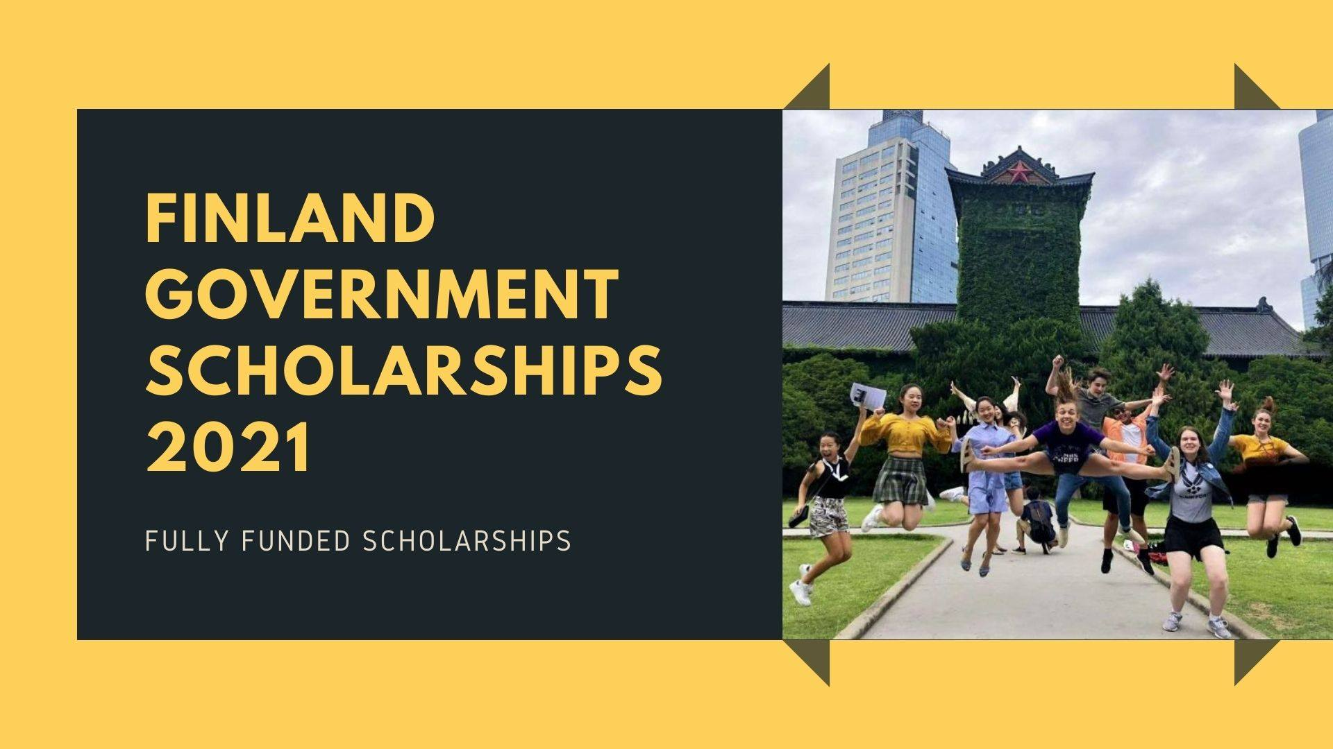 Finland-government-scholarships-2021