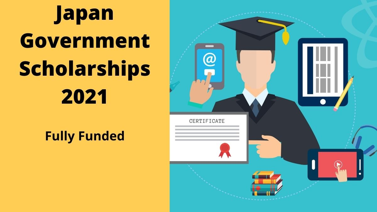 Japan-Government-Scholarships-2021