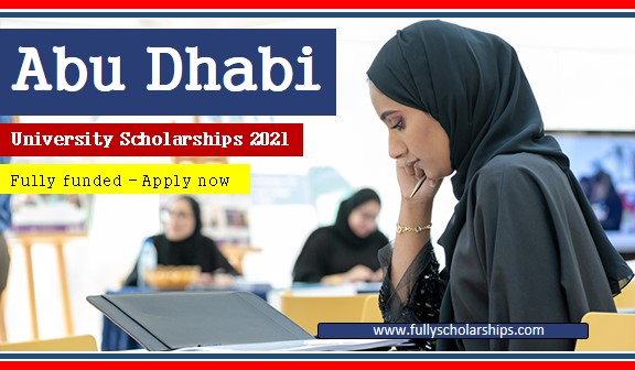 Abu-Dhabi-University-Scholarships-fully-funded-2021