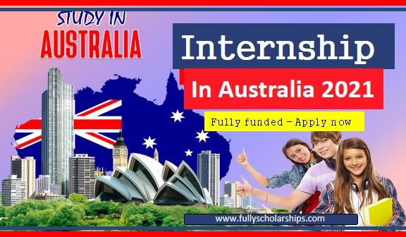 fully funded internship program 2021 in Austria