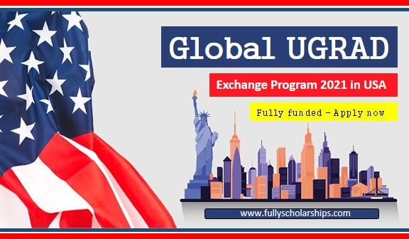 Global UGRAD Exchange Program 2021 in the USA