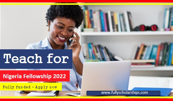 Teach for Nigeria Fellowship 2022