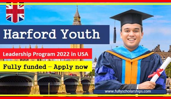 Hurford Youth Leadership Program 2022 in USA