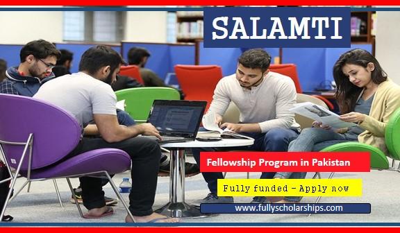 Salamti Paid Fellowship Program 2021