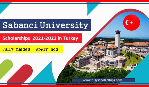 fully funded Turkish scholarships 2021-2022