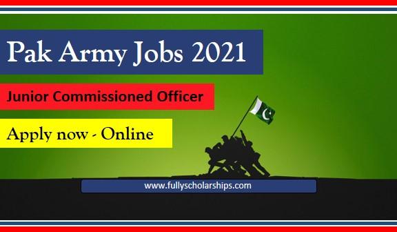 Pak Army jobs 2021 Apply Now Online
