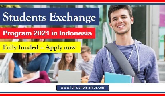 Students Exchange Program 2021 in Indonesia